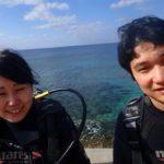 沖縄ダイビング☆11/16 珊瑚礁体験ダイビング 9:00~ なすび・やす