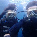 沖縄ダイビング☆11/24 青の洞窟体験ダイビング 9:00~ しおん・やす