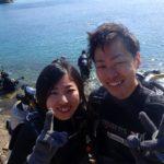 沖縄ダイビング☆11/29 珊瑚礁体験ダイビング 11:30~ しおん・やす
