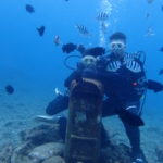 沖縄ダイビング☆1/26 珊瑚礁体験ダイビング  10:30~ リョウ