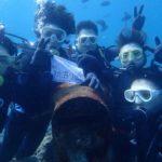 沖縄ダイビング☆1/3 珊瑚礁体験ダイビング11:30~ とも・しおん・やす