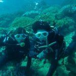 沖縄ダイビング☆1/5 珊瑚礁体験ダイビング 9時~ やす・とも