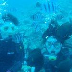 沖縄ダイビング☆1/11 青の洞窟体験ダイビング 13:00~ とも・やす