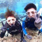 沖縄ダイビング☆1/19 珊瑚礁体験ダイビング 9:00~ どら