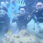沖縄ダイビング☆ 珊瑚礁体験ダイビング 3月10日