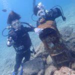 沖縄ダイビング☆3/26 珊瑚礁体験ダイビング 10:30~ ローラ・なすび