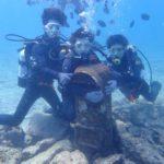 沖縄ダイビング☆3/24 珊瑚礁体験ダイビング 10:30~ ローラ・しおん