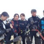 沖縄ダイビング☆3/29 珊瑚礁体験ダイビング&スノーケル 9:00~