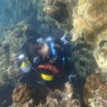沖縄ダイビング☆5/24 コンパス練習ダイブ なすび